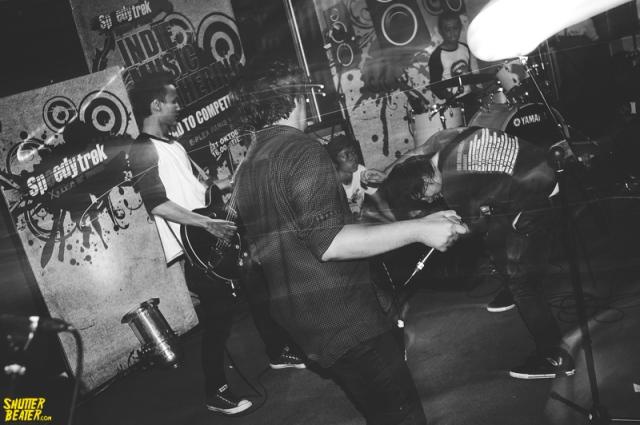 Teenage Death Star at Indie Gathering 2009-6