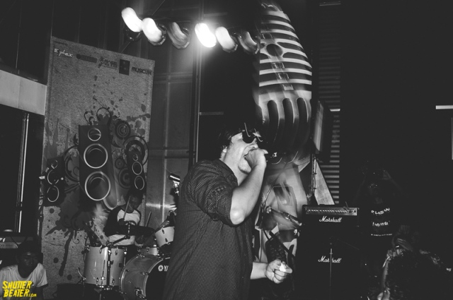 Teenage Death Star at Indie Gathering 2009-7