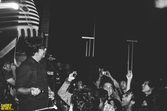 Teenage Death Star at Indie Gathering 2009-8