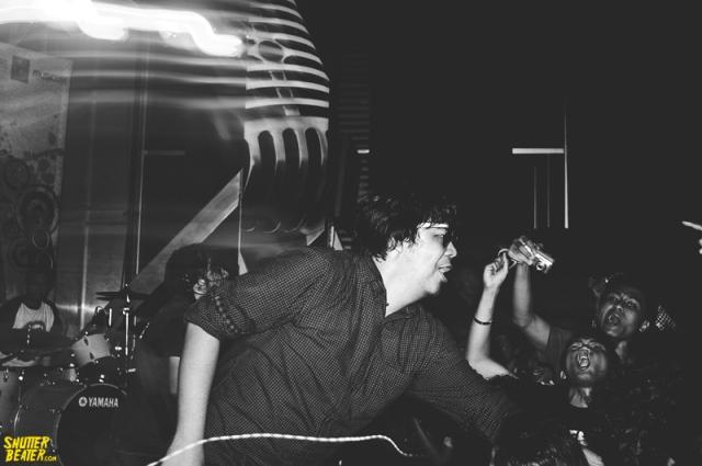 Teenage Death Star at Indie Gathering 2009-9