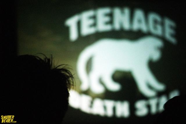 Teenage Death Star at LIGHT 2014-1