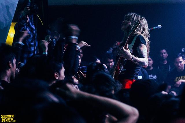 Kylesa live in Bandung-19