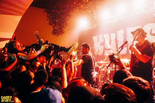 Kylesa live in Bandung-63