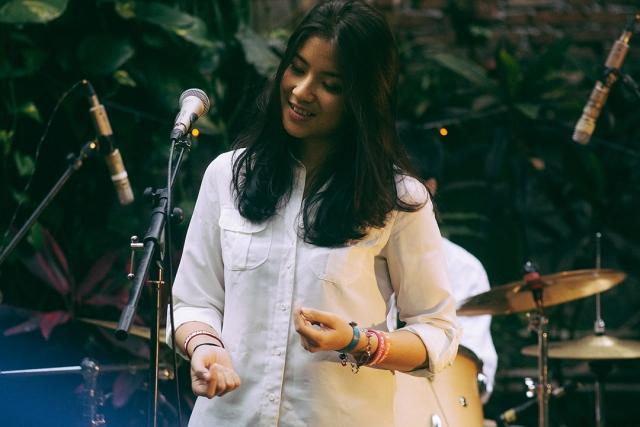Danilla at Terpaut Oleh Waktu Showcase -1