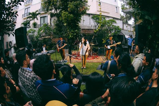 Danilla at Terpaut Oleh Waktu Showcase -16