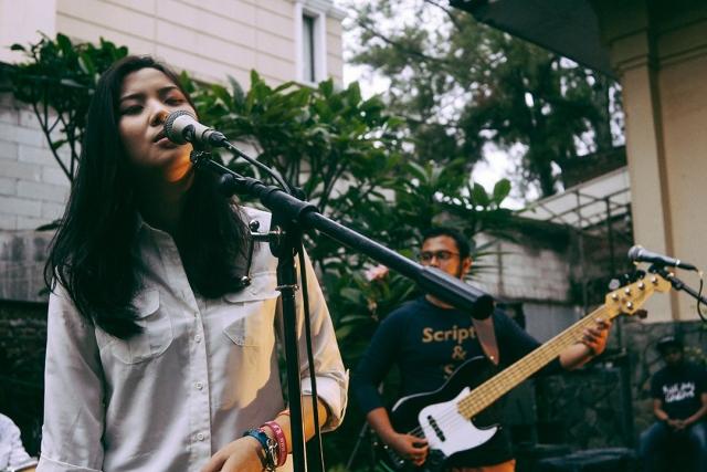 Danilla at Terpaut Oleh Waktu Showcase -41