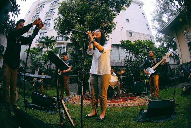 Danilla at Terpaut Oleh Waktu Showcase -51