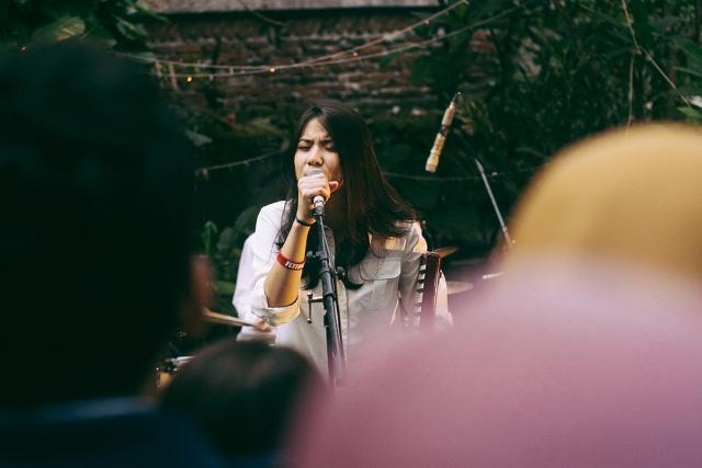 Danilla at Terpaut Oleh Waktu Showcase -58