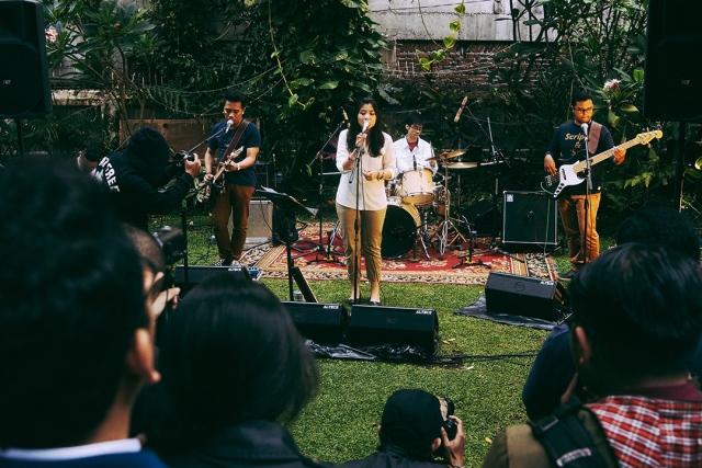 Danilla at Terpaut Oleh Waktu Showcase -6