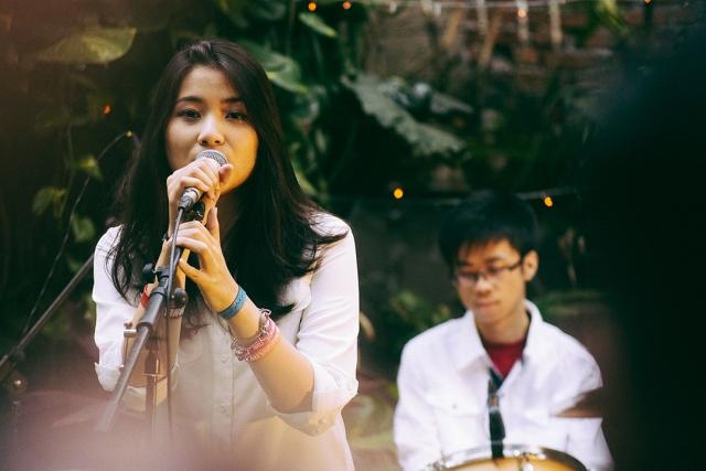 Danilla at Terpaut Oleh Waktu Showcase -7