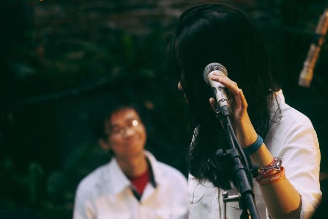 Danilla at Terpaut Oleh Waktu Showcase -73