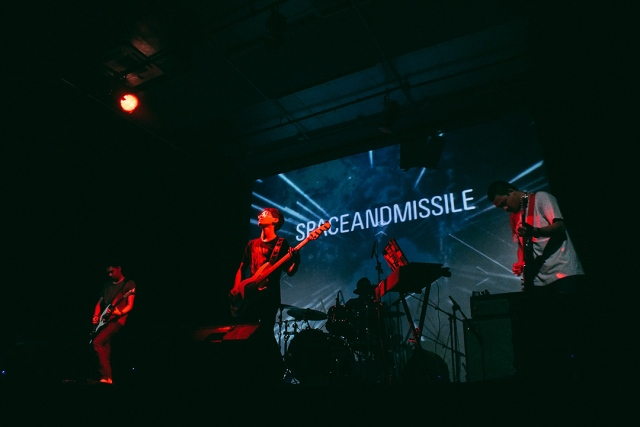 SPACEANDMISSILE at Lazy Festival #4-32